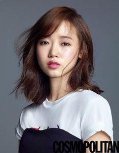 Choi yoojung cosmoplitan, weki meki kpop, weki meki profile, choi yoojung kim doyeon 2017