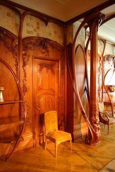 art noveau at musee d'orsay