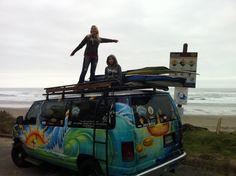 Dream Machine at Nelscott Reef Oregon Big Wave Surf