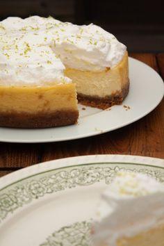 Cheesecake meringué de Jamie Oliver | My French Bakery