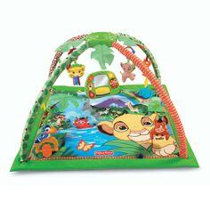 THE LION KING - Simba's King-Sized Play Gym | Disney Baby