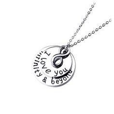Antique Silver Plt Heart /'Autism Touches Us All/' Awareness Pendant Necklace Love