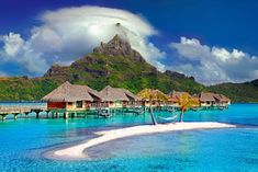 Have you seen the magical photos of Bora Bora Island? In our Bora Bora Travel Guide we cover the complete list of things to do in Bora Bora. Best Honeymoon Destinations, Dream Vacations, Vacation Spots, Travel Destinations, Honeymoon Spots, Vacation Places, Vacation Trips, Best Tropical Vacations, Peru Vacation