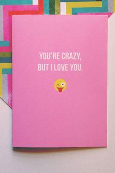Crazy Card  - Seventeen.com