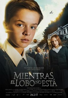 """""""Mientras el lobo no está"""" se estrena en México el 24 de Febrero - https://webadictos.com/2017/02/16/pelicula-mientras-el-lobo-no-esta/?utm_source=PN&utm_medium=Pinterest&utm_campaign=PN%2Bposts"""