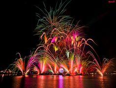 Celebrating Your Birthday At Disney! - TouringPlans.com Blog    (Photo: Holiday Illuminations at Epcot by Tom.Bricker,