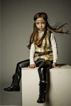 Little girl :)