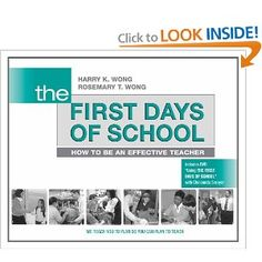 Awesome book. Has classroom management, discipline, procedures, lesson planning, etc. in it. Love it!!!