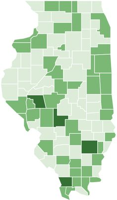 Report on Illinois Poverty - from Heartland Alliance's Social IMPACT. See county by county stats and statewide facts.