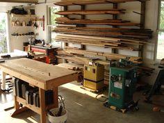 Garage woodworking shop ideas full size of workshop wood storage ideas basement organization shed garage decorating . Woodworking Shop Layout, Woodworking Wood, Woodworking Projects, Youtube Woodworking, Woodworking Classes, Woodworking Videos, Wood Projects, Plan Garage, Wood Trellis
