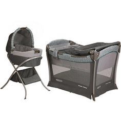 Graco - Playard and Bassinet, Ardmore the features on this are amazing; but wonder if can get with the pink trim like it showed in the product video on Wal-Mart.com