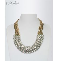 White Pearl fashion Necklace