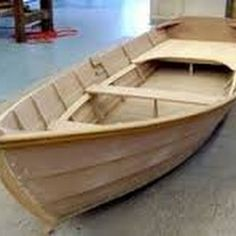 How To Build Wooden Boat: Boat Building Plans For Beginner ...