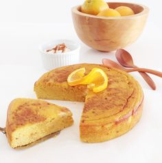 Our 'Cinnamon Spiced Orange Cake' is inspired by Gwinganna Health and Lifestyle Retreat in Queensland. My Mum and I went there in 2012 just before the start of my HSC as a way for me to relax and de-stress prior to my exams. We both have such fond memories of our weekend in Gwinganna from afternoon walks, morning yoga sessions, ... Read More