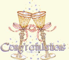 Browse all of the Congratulations photos, GIFs and videos. Find just what you're looking for on Photobucket Anniversary Quotes For Couple, Wedding Anniversary Wishes, Happy Anniversary, Anniversary Cards, Congratulations Messages For Achievement, Congratulations Photos, Wedding Congratulations, Happy Birthday Wishes, Birthday Greetings