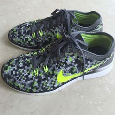 Nike free tr fit 5 Nike free tr fit 5.0 , awesome colors !! Brand new!!!!!!!!! Super comfortable ! Nike Shoes Athletic Shoes