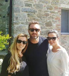 ♥♥♥  Alex in Italy with Opera singers Ivana Čanović and Alessia Thais Berard - hiatus 2016