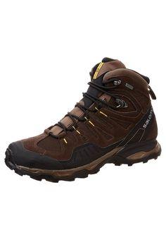 Salomon  CONQUEST GTX - Walking boots - brown