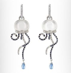 Marinelle earrings by Chantecler