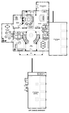 Bathtub Cartoon besides One Story Floor Plans With Basements as well Dream Floor Plans besides ALP 06FT moreover Downing 323. on formal living rooms with fireplace
