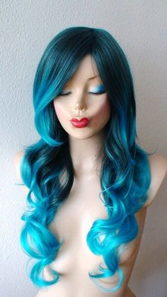 fade haircut with hair 337 best blue ombre images on furniture 4434