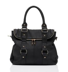 Paige Fold Over Bag - Forever New
