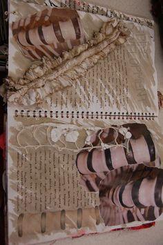 Rebecca Herron DHSFG Textiles Textiles Sketchbook, Gcse Art Sketchbook, Human Spine, Human Body, A Level Art Sketchbook Layout, Anatomy Sculpture, A Level Textiles, Art Alevel, Art Diary