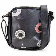 Pochette   Sacoche Kothai POUCH BAG VINYLS Noir   Multi - Livraison  Gratuite avec Spartoo.com ! - Sacs 27,99 € b43bc0645a6