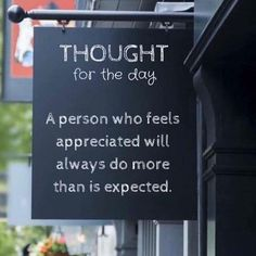 Thought for the day.