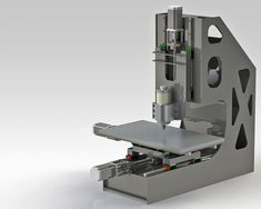 It my new project milling CNC. Work area mm, and 150 mm on Z. Small Milling Machine, Cnc Lathe Machine, Machine Tools, Diy Cnc, Cnc Router Table, Squat, Hobby Electronics Store, Cnc Plans, Hobby Cnc