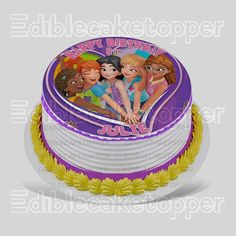Rest assured that our lego friends cake topper will give you the impression of your imaginary vision. Our edible cake toppers are printed on frosting sheets and are quite easy to make use of. Lego Friends Cake, Lego Friends Birthday, Happy 8th Birthday, Princess Jasmine Cake, Edible Picture Cake, Edible Printing, Edible Cake Toppers, Cake Images, Party Cakes