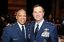 Civilian dentist and doctor, National Guard general named Black Engineer of the Year http://www.minnesotanationalguard.org/press_room/e-zine/articles/index.php?item=4774