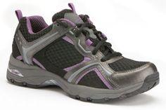 ABEO 3650 Mesh Athletic Black-Purple    My favorite new fitness shoe