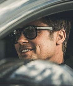 """""""Since I was a child, this has been a race of epic proportions, it's almost mythic, there's no other race like it."""" - Brad Pitt on the Le Mans 24 hours Ideal Man, Perfect Man, Brat Pitt, Brad And Angelina, Thelma Louise, Tyler Durden, Jolie Pitt, Photographer Headshots, Jesse James"""