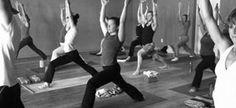 12 step yoga - I like the concept...