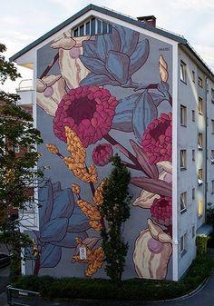 by Pastel in Oslo, Norway (LP)