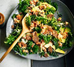 Signe Johansen's crab and rye Nordic salad
