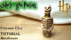 Hey guys! I got lots of request for more Harry Potter videos so that's what the first tutorial of the year is going to be about, and in particular the Skele-...