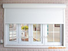 Aluminum plantation rolling shutters windows and doors $50~$100