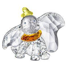 Swarovski Disney Figurine #1052873, Dumbo, Limited 2011 Edition