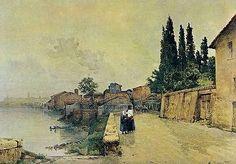 Ettore Roesler Franz e la Roma perduta
