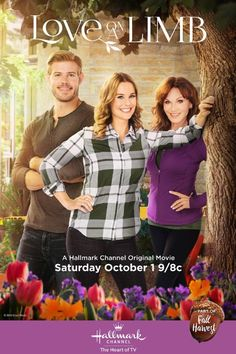 Marilu Henner, Ashley Williams, and Trevor Donovan in Love on a Limb (2016)