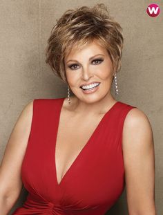 Cinch by Raquel Welch wigs | 2010 Spring Collection  Asymmetrical short wig with great texture.