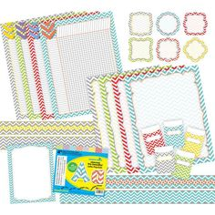 Curated Collection Beautiful Chevron