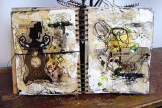 Art journal- Storyteller