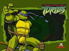 Teenage Mutant Ninja Turtles is free HQ desktop wallpaper with resolution up to 1024x768