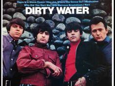 "THE STANDELLS- ""DIRTY WATER""  (W/LYRICS)"