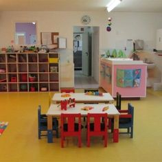 Nursery School in Ecublens, Vaud Lausanne, Nursery School, Four Square, Kids Rugs, Day Care, Kid Friendly Rugs, Child Day Care