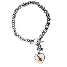 Collar Ancla http://lobotomyshop.es/collares/105-collar-ancla-corazon.html