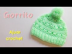 Crochet gorros ganchillo 32 Ideas for 2019 Crochet Mens Scarf, Crochet Kids Hats, Crochet Mittens, Crochet Beanie, Baby Boy Crochet Blanket, Crochet Baby Cardigan, Bonnet Crochet, Crochet Shawls And Wraps, Crochet Videos